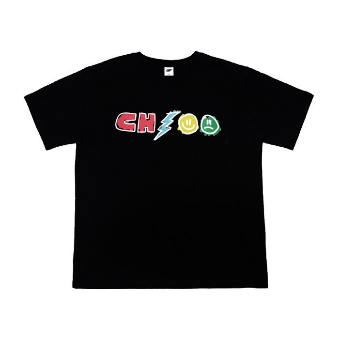 CHOO x BGM T-SHIRT_BLACK
