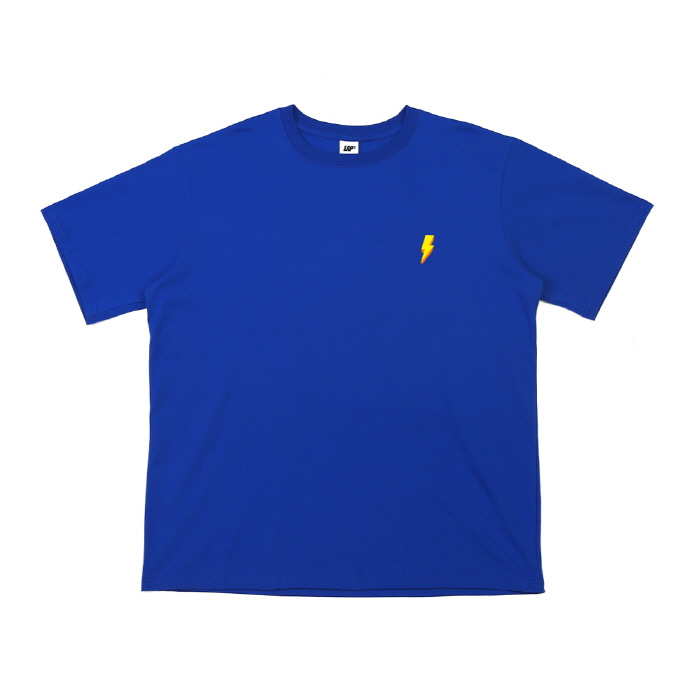 BGM T-SHIRT_BLUE